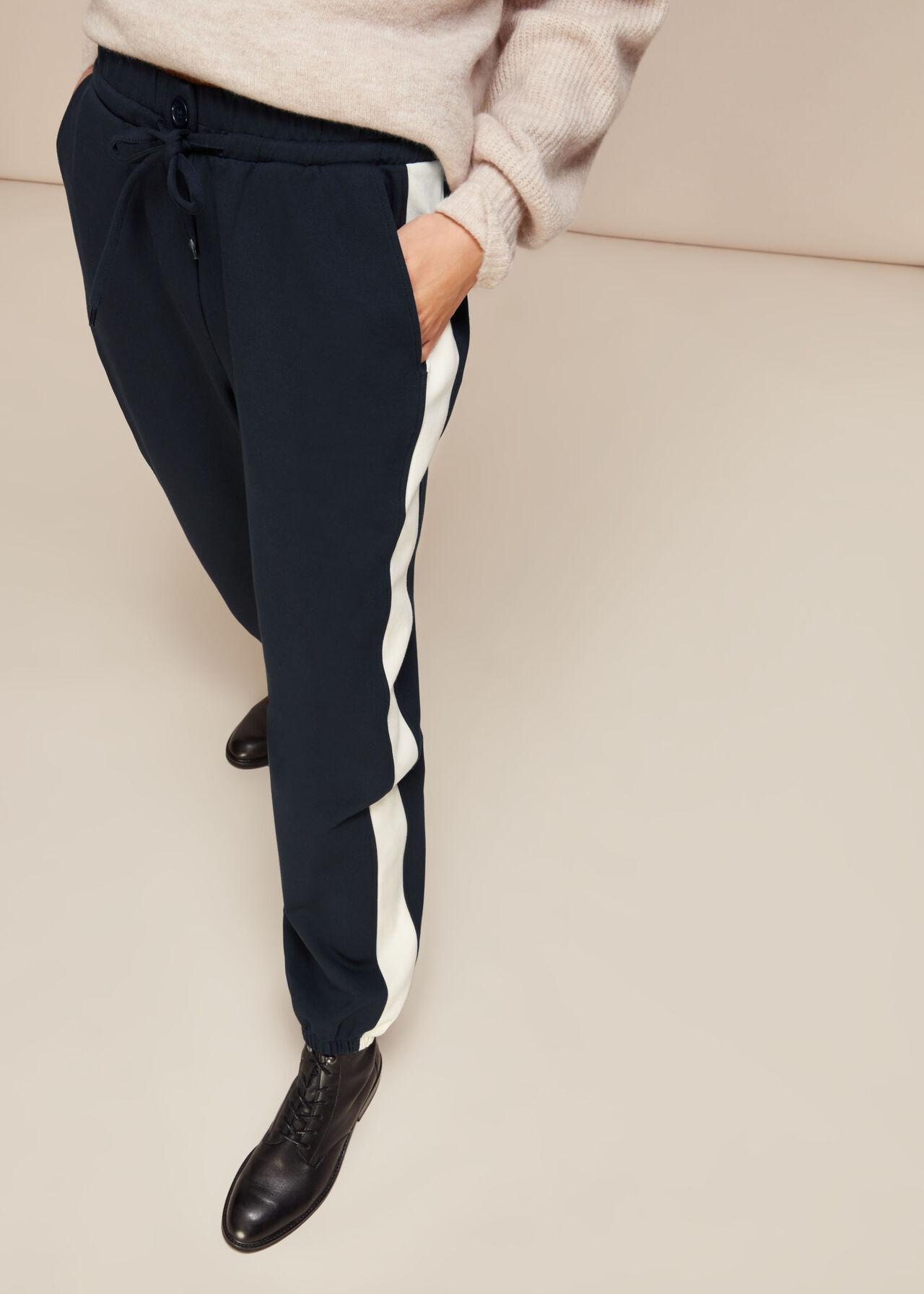 Slim Stripe Jogger