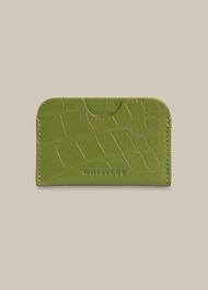 Croc Card Holder