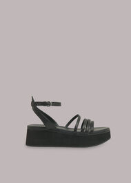 Cale Strappy Flatform Sandal