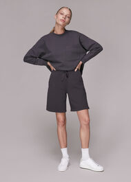 Sporty Jogger Shorts