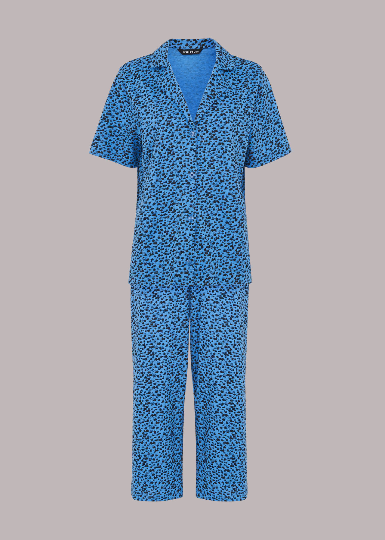 Brushmark Animal Print Pyjamas