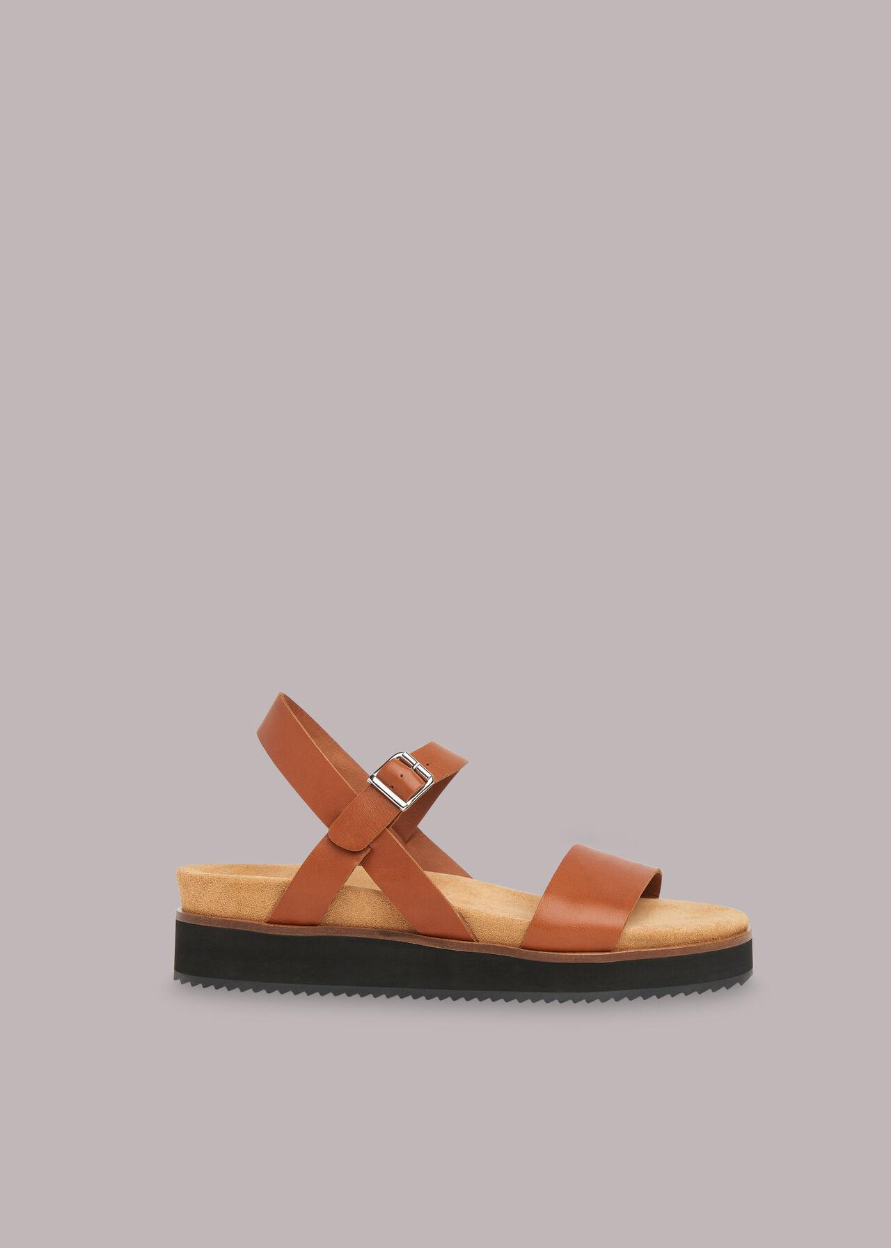 Nola Footbed Sandal