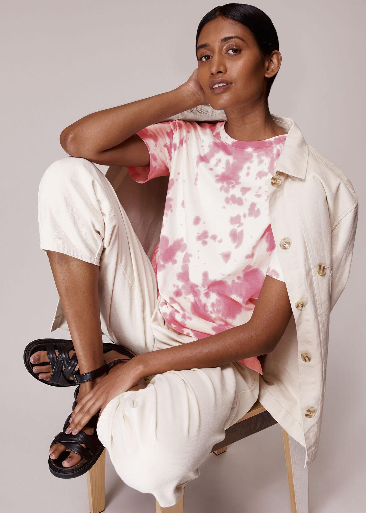Tatum Tie Dye T-Shirt