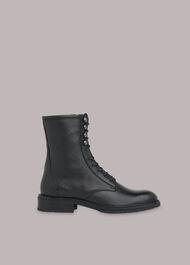 Asha Lace Up Boot