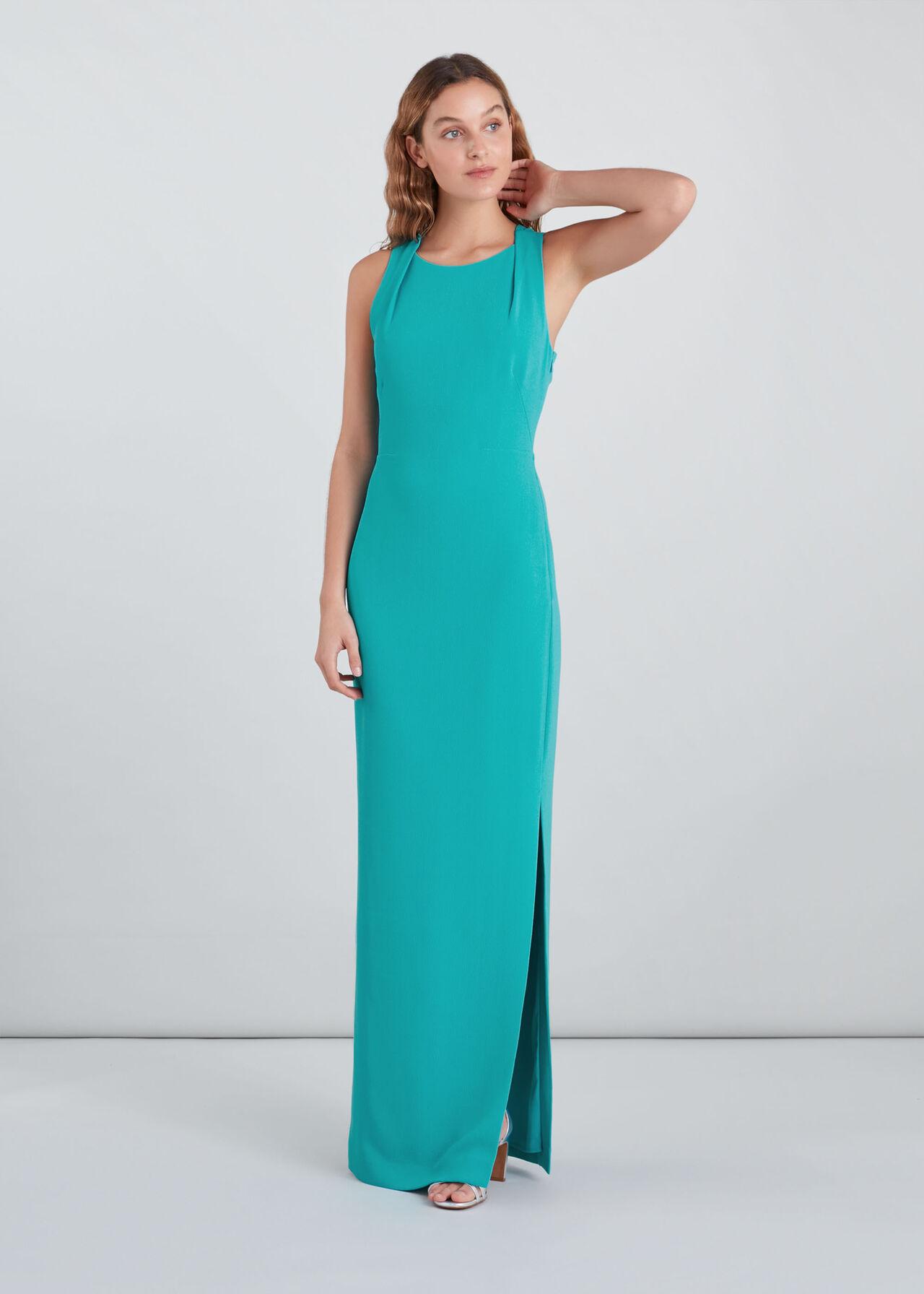 Tie Back Maxi Dress