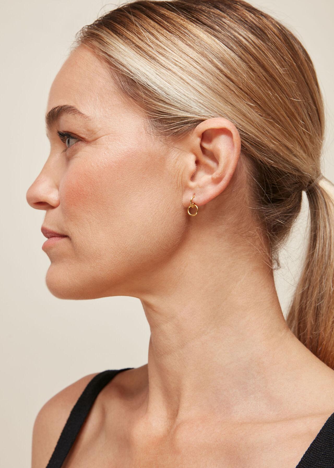 Mini Link Drop Earring