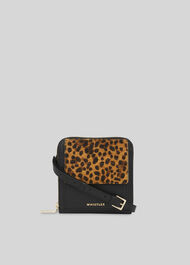 Orton Multi Way Purse Leopard Print