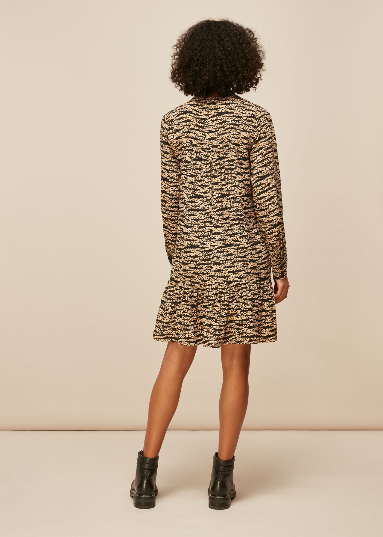 Tiger Leopard Dress