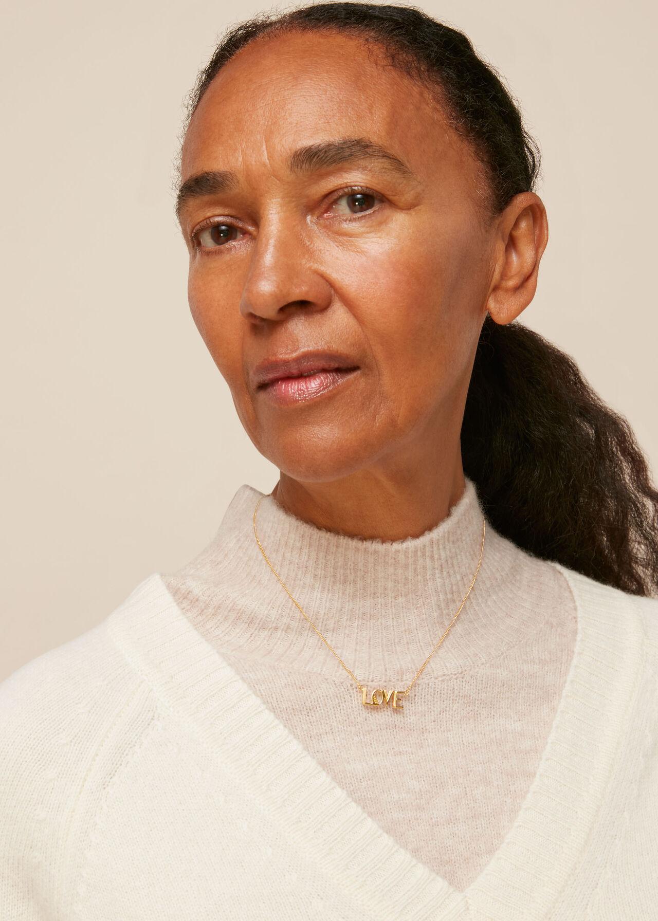 Rachel Jackson Love Necklace