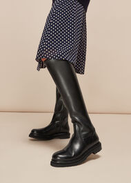 Allen Stretch Knee High Boot