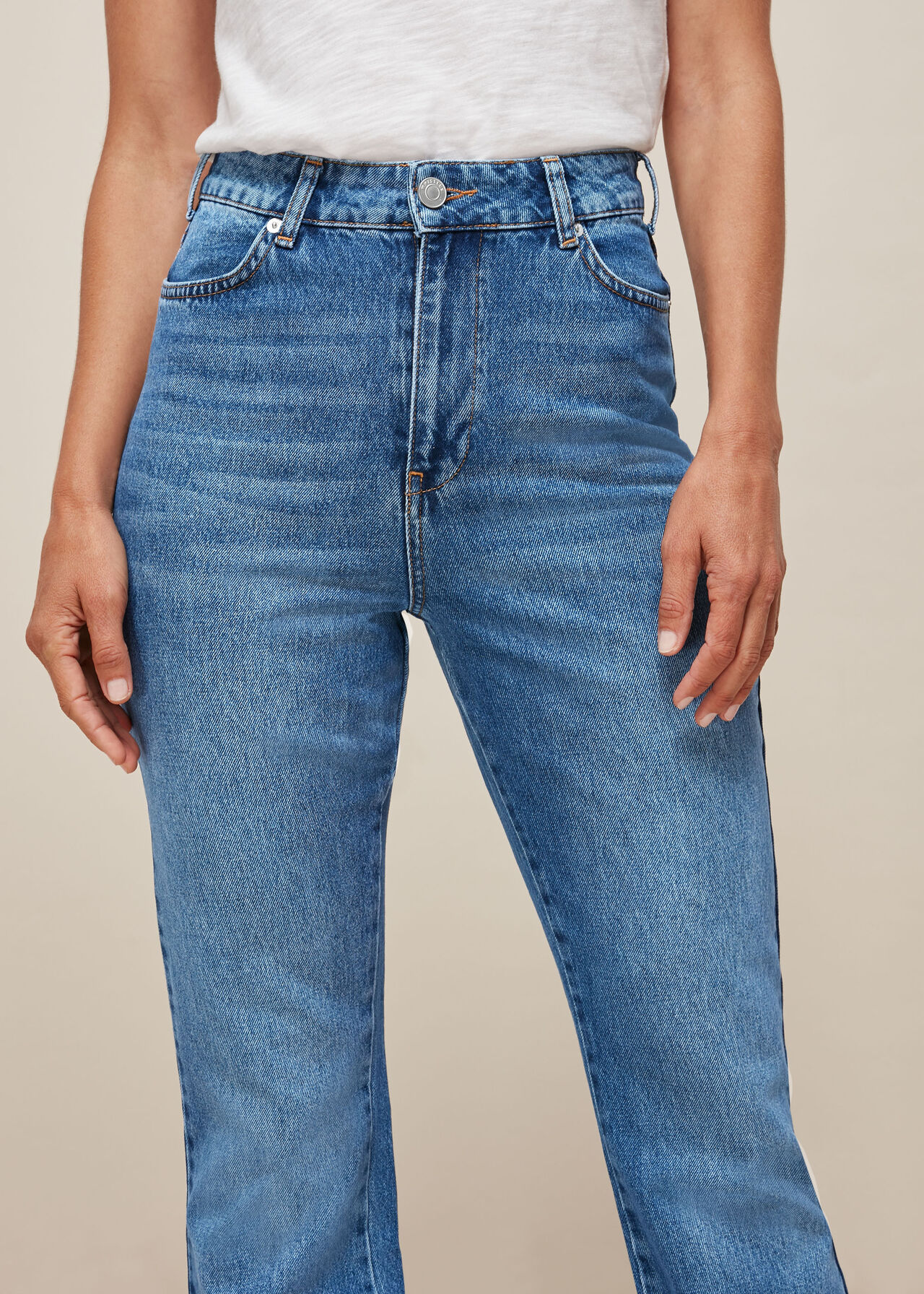 Authentic Flared Jean