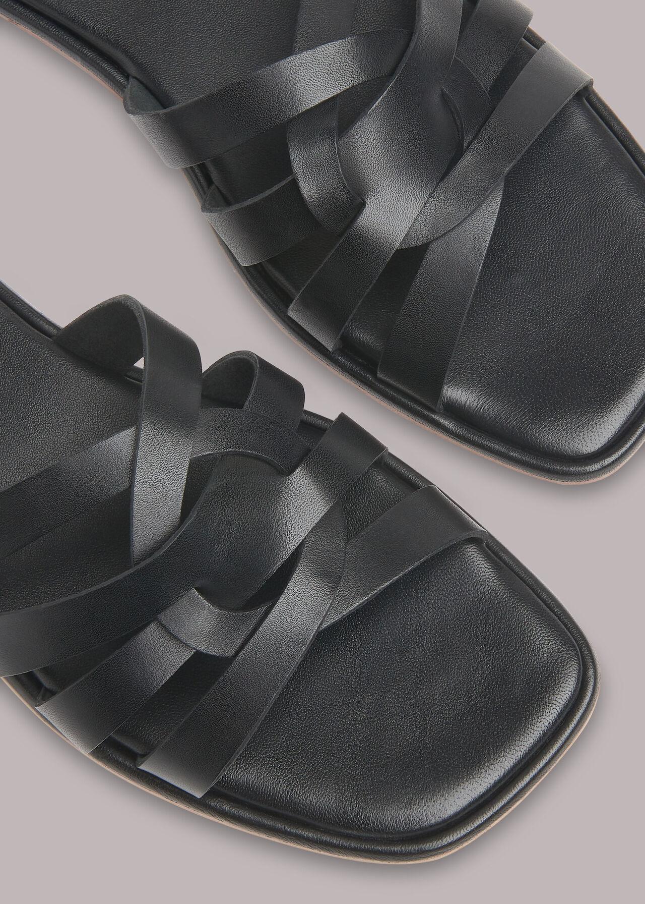 Cece Woven Slide