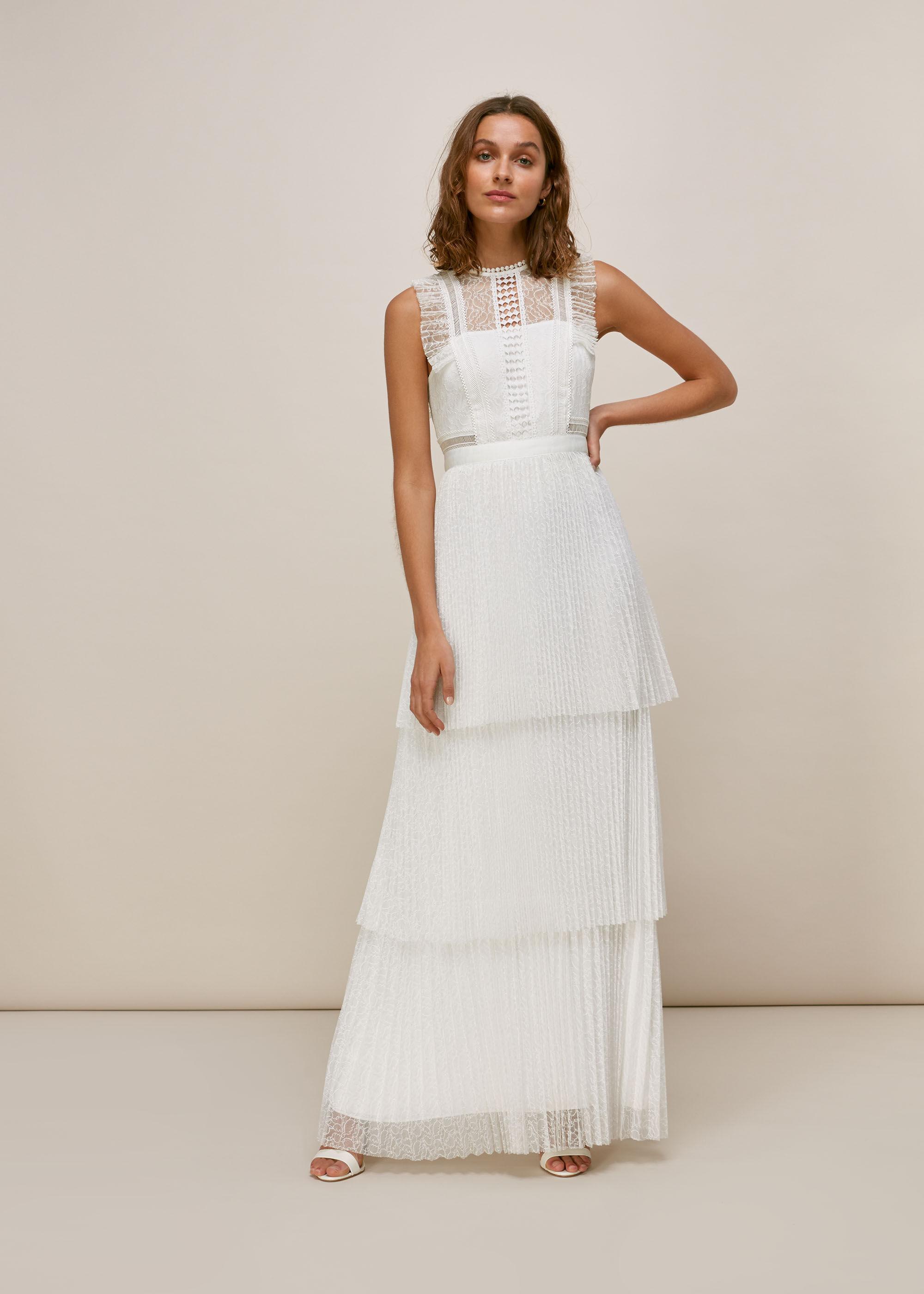 Whistles Women Theodora Wedding Dress