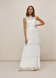 Theodora Wedding Dress Ivory