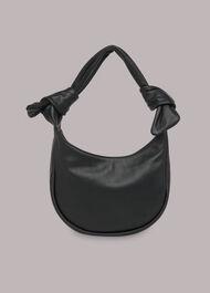 Linden Knotted Handle Bag
