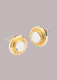 Mini Stud Earring