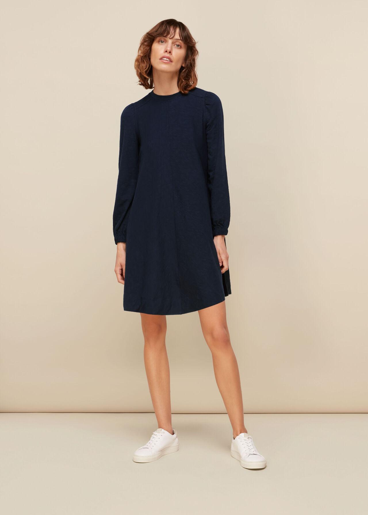 Jersey Swing Dress