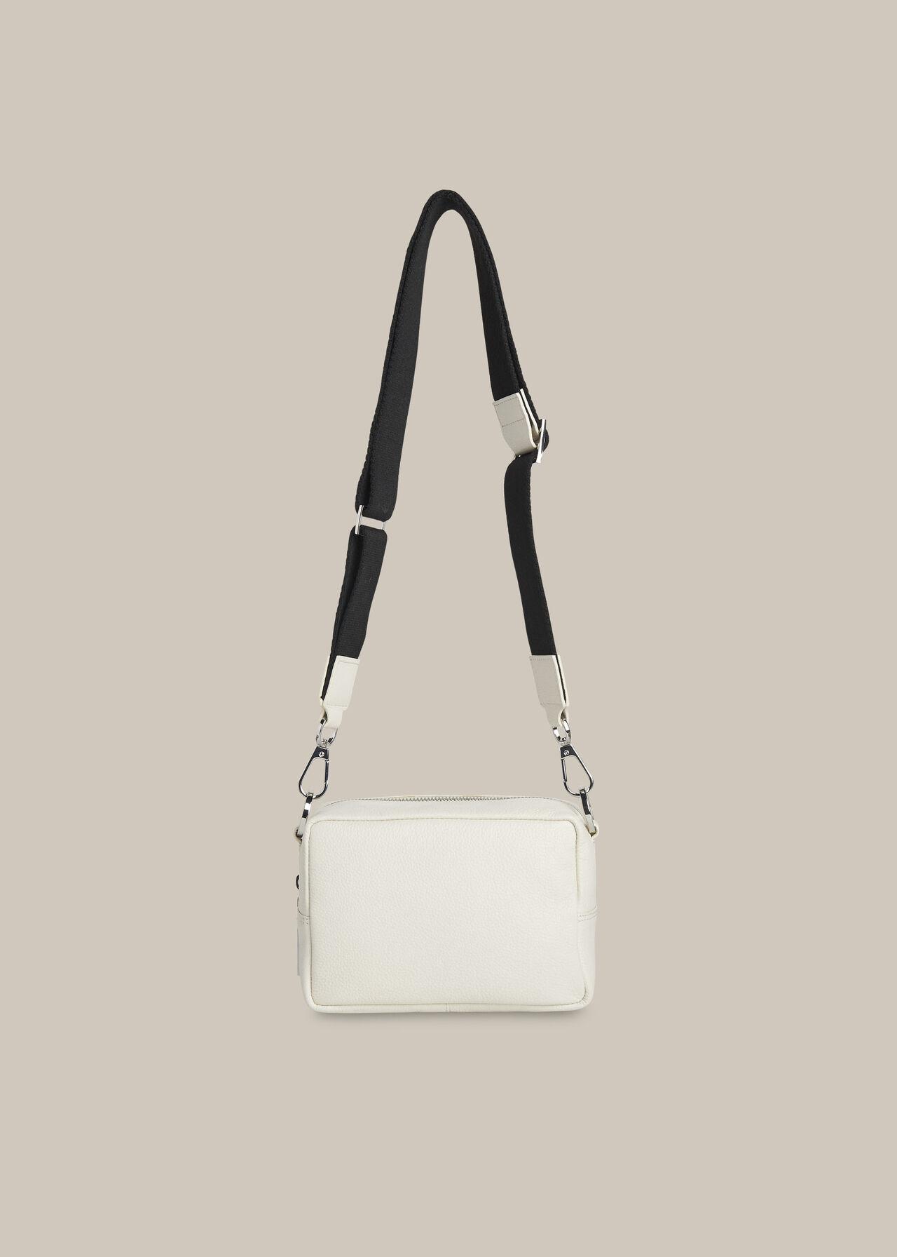 Bibi Crossbody Bag White