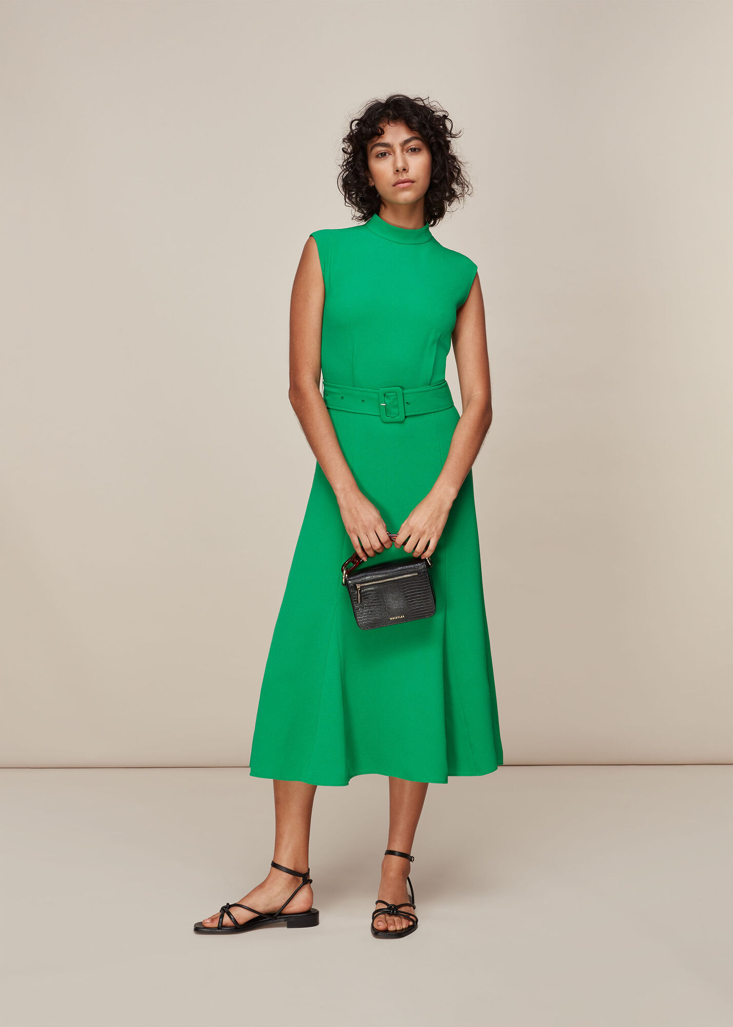 Penny Belted Dress