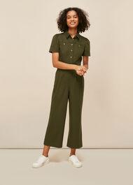 Emma Pocket Detail Jumpsuit