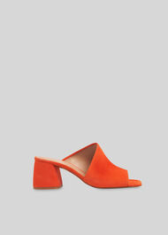 Arcade Asymmetric Mule Red