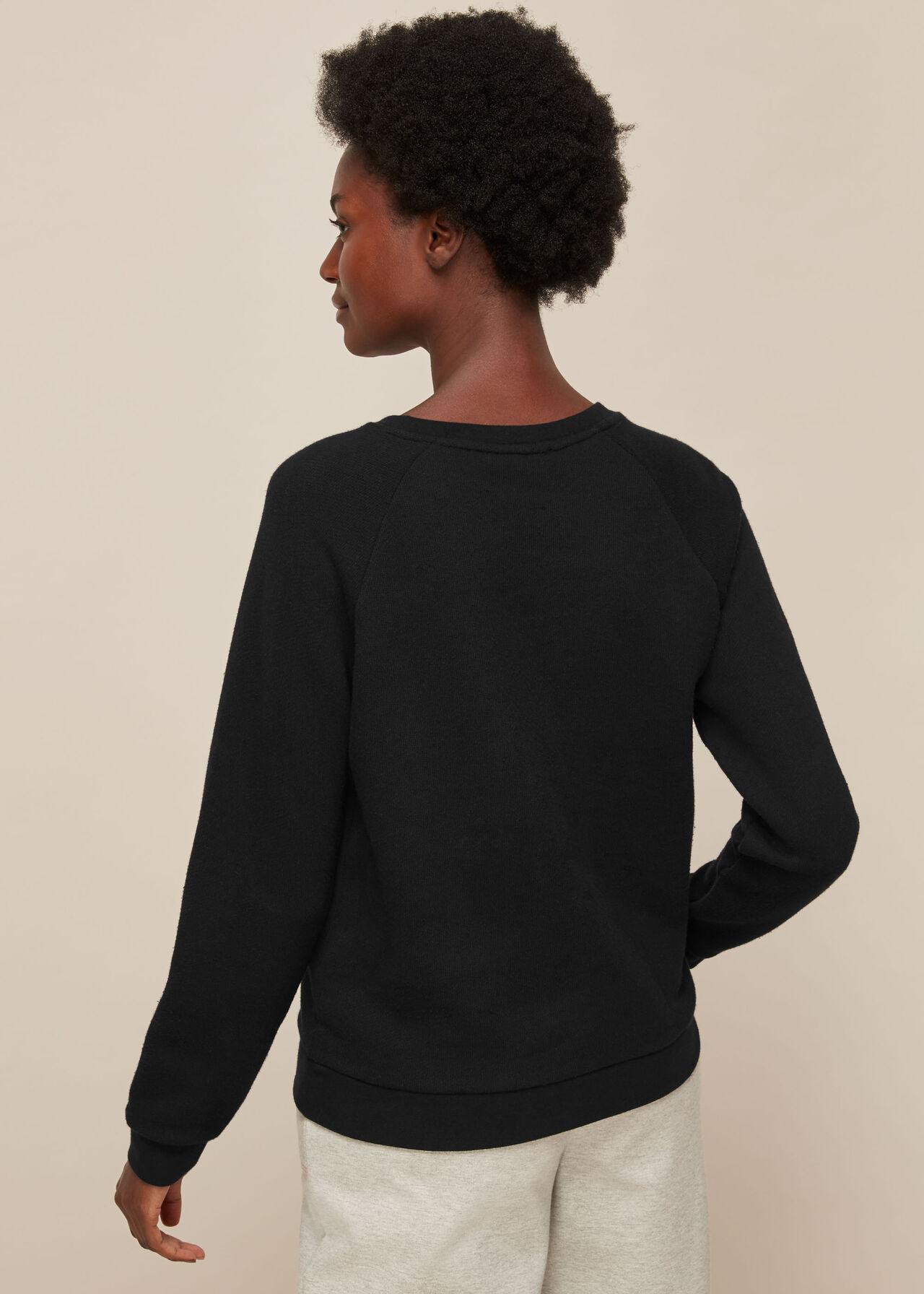 Ca Va Logo Sweatshirt