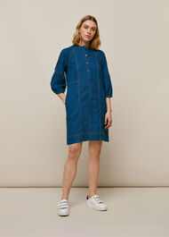 Alria Denim Dress Denim