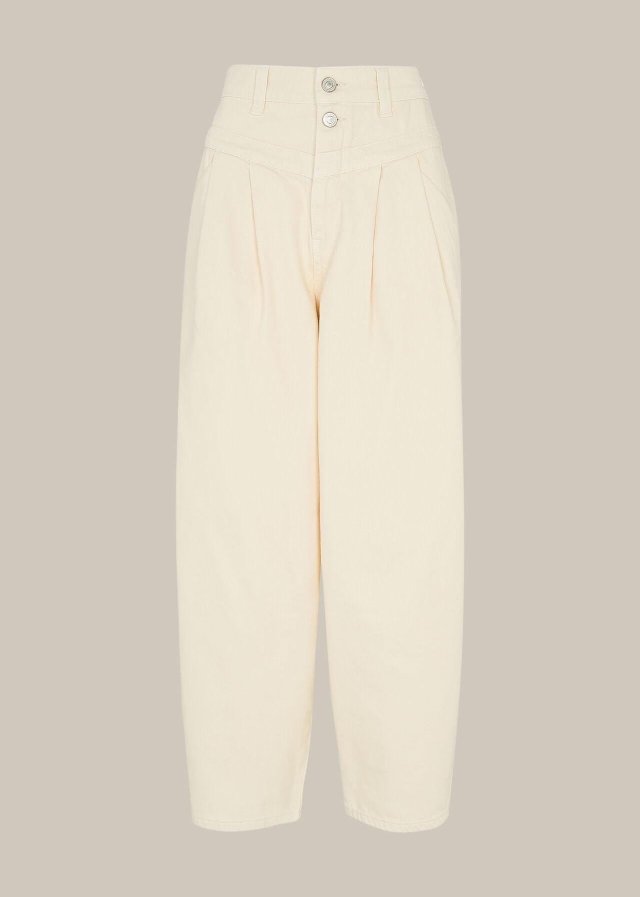 Authentic India Pleat Jean