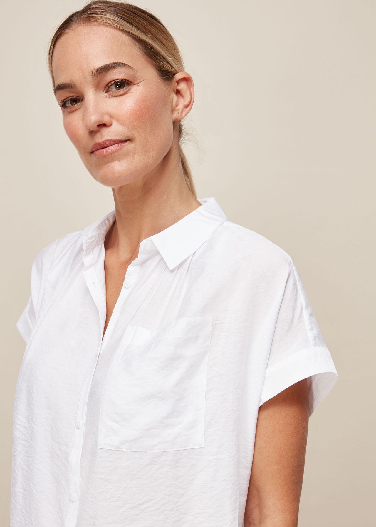 Nicola Button Through Shirt