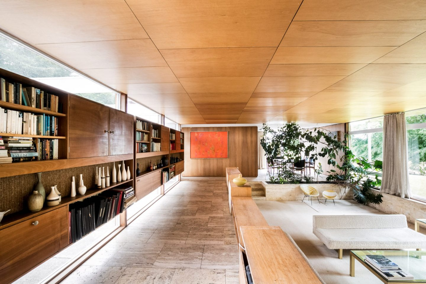 Image of: 6 Of The Best Mid Century Interiors On The Modern House Inspiration Whistles Whistles