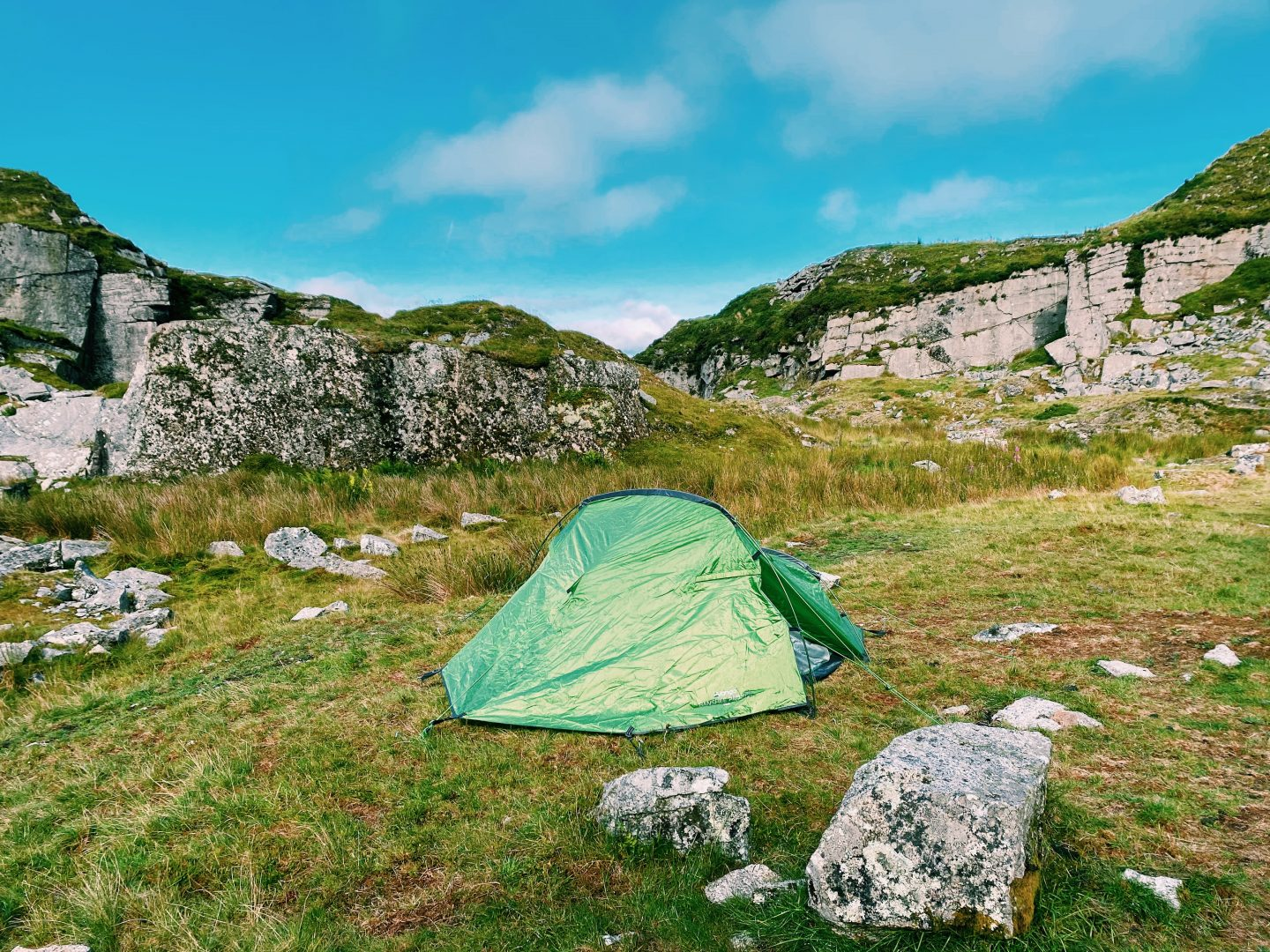 The Most Scenic Spots To Go Wild Camping In The UK ...