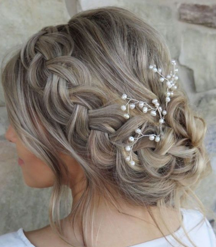 Whistles Wedding: How To Style Your Hair For A Wedding