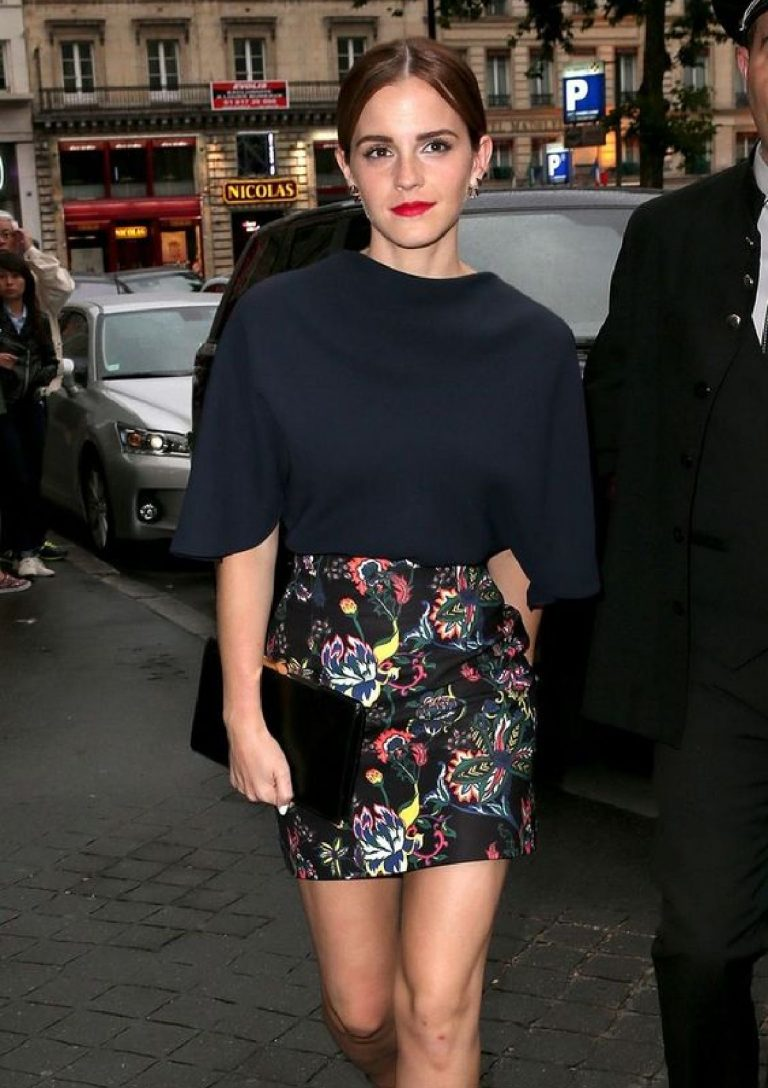 Our Favourite Style Moments From Emma Watson Inspiration Whistles Whistles