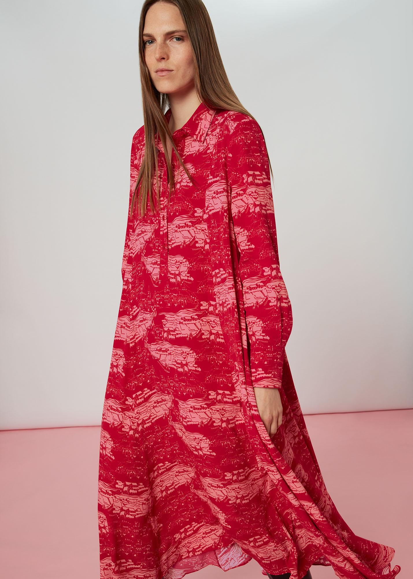 Whistles Women Field Print Dress