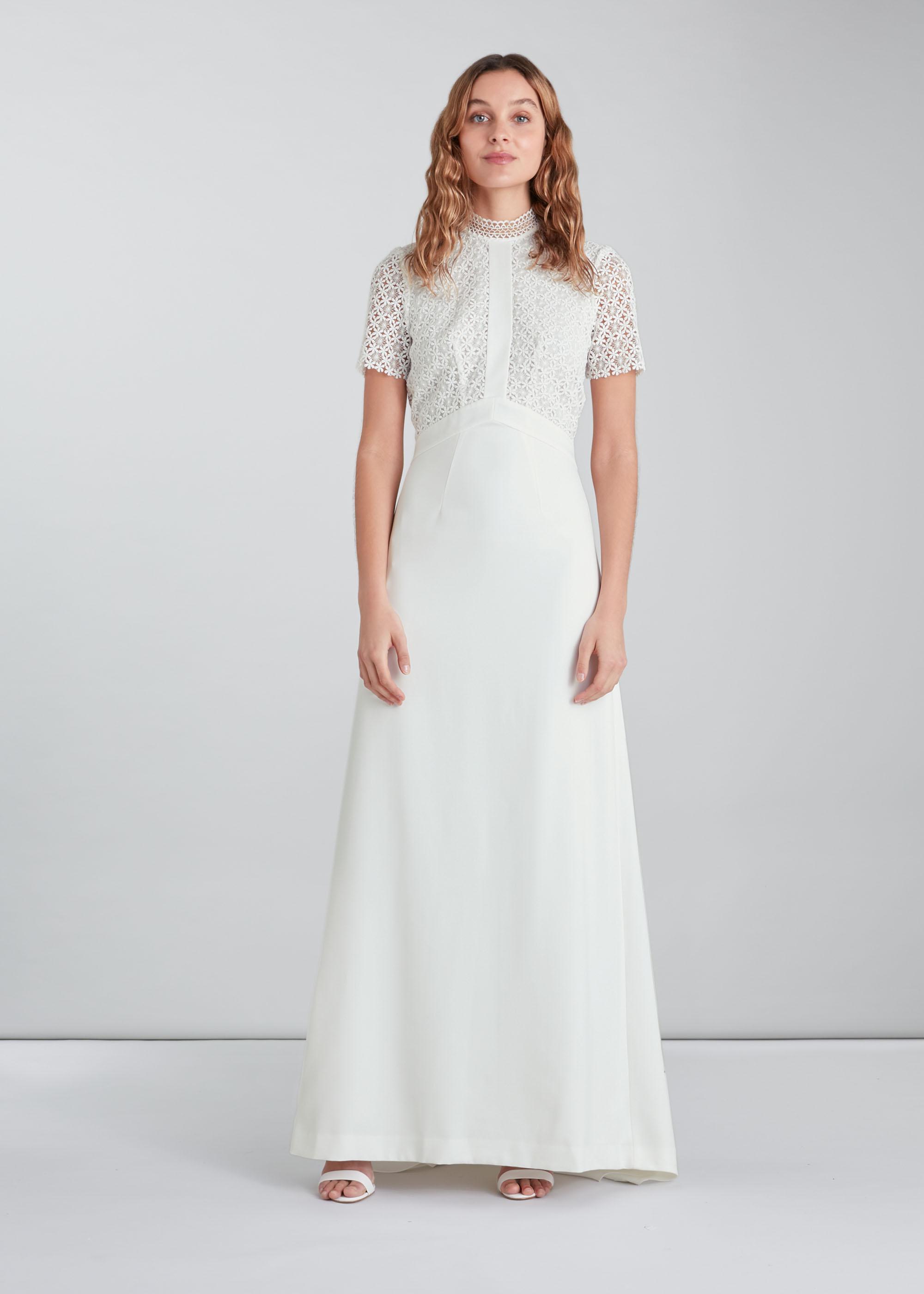 Whistles Women Scarlett Wedding Dress