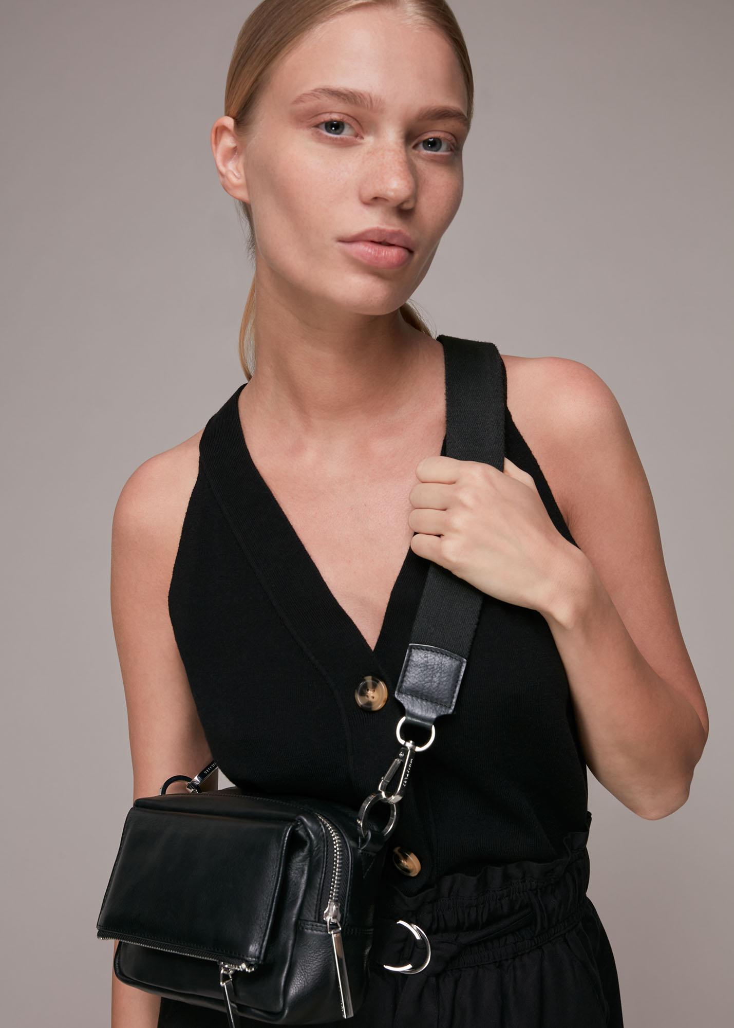 Whistles Women Bibi Crossbody Bag