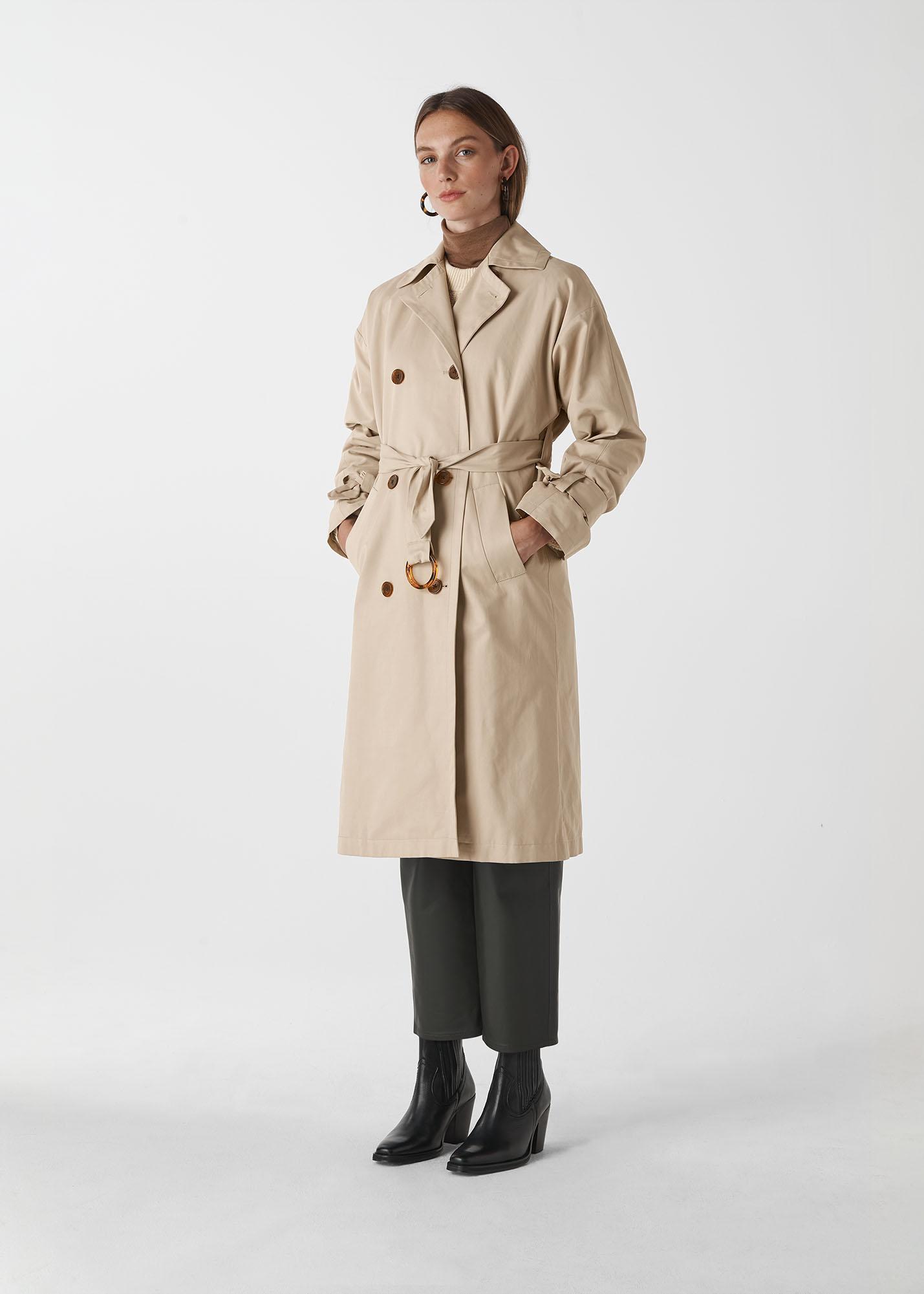 Whistles Women Paula Trench Coat
