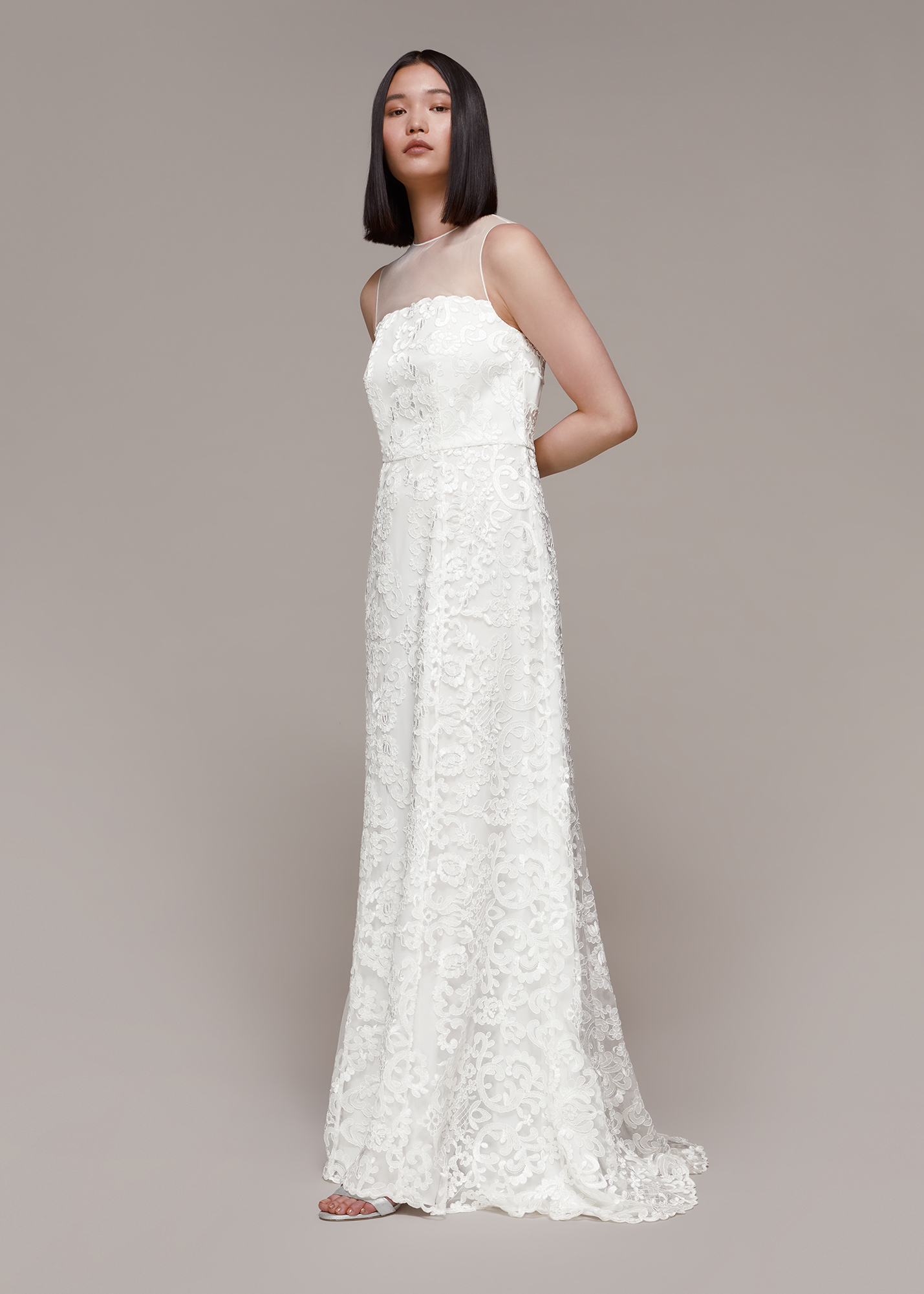 Whistles Women Therese Wedding Dress