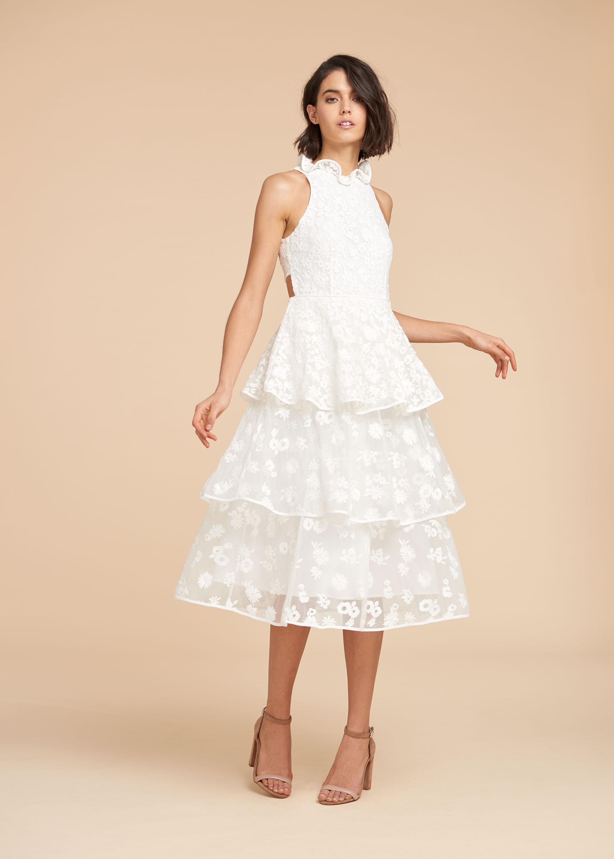 Whistles Women Guinevere Wedding Dress