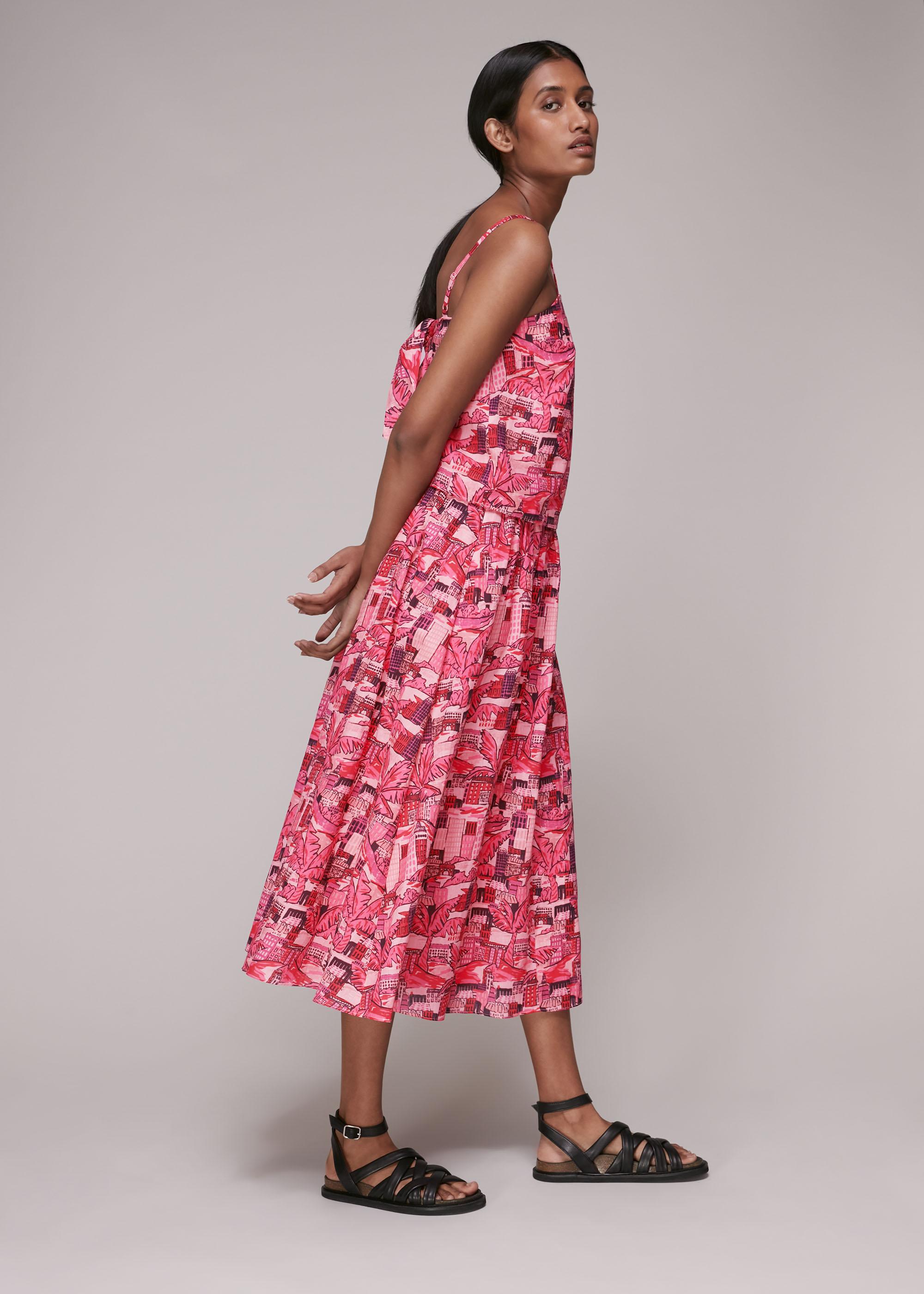 Whistles Women Hawaiian Print Skirt